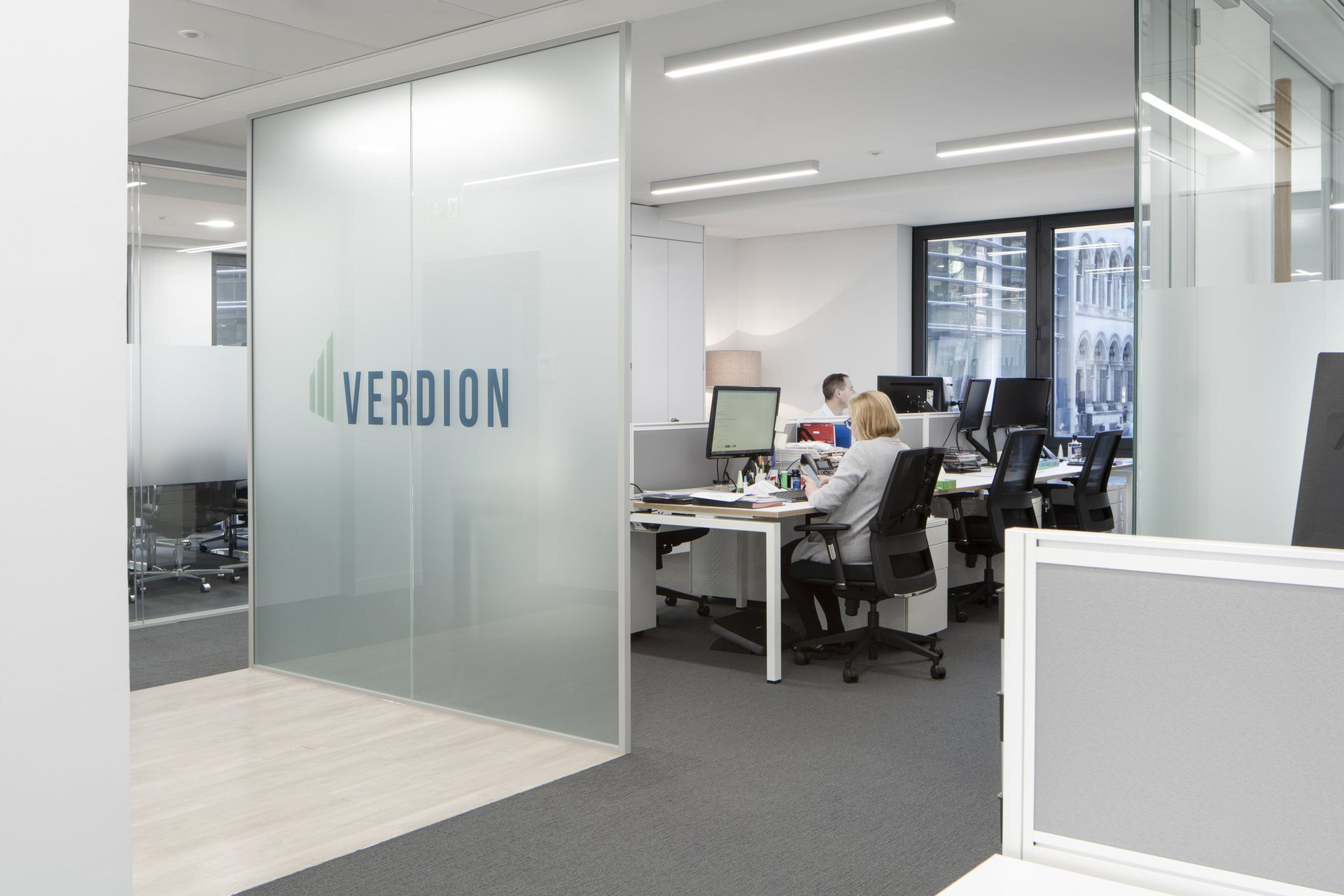 Verdion Workstations