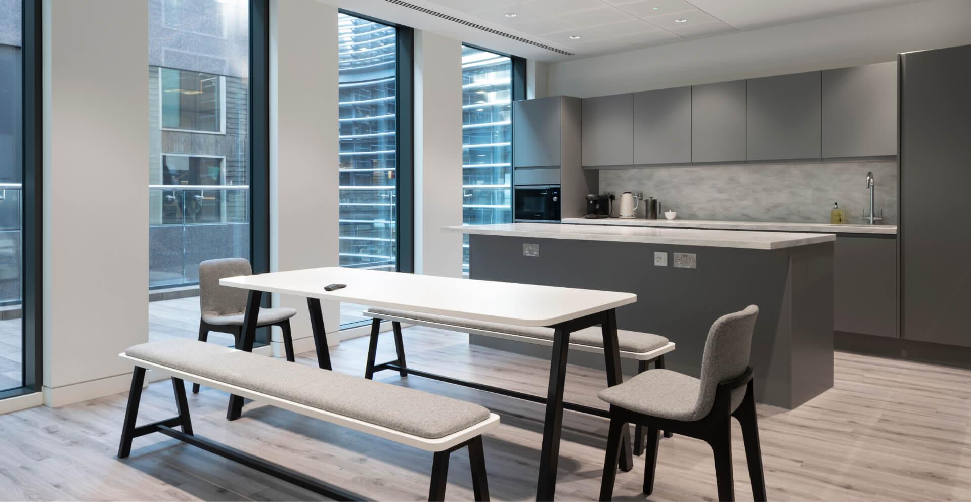Avior Office Kitchen