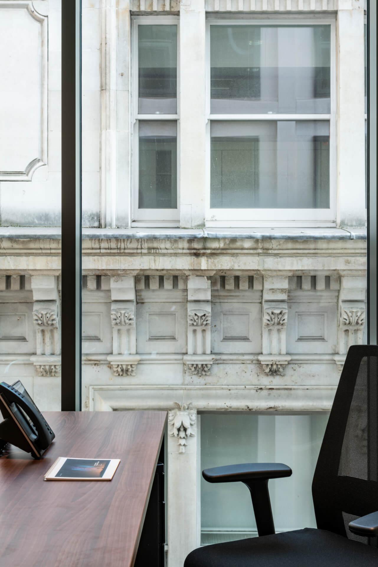 Avior Office View