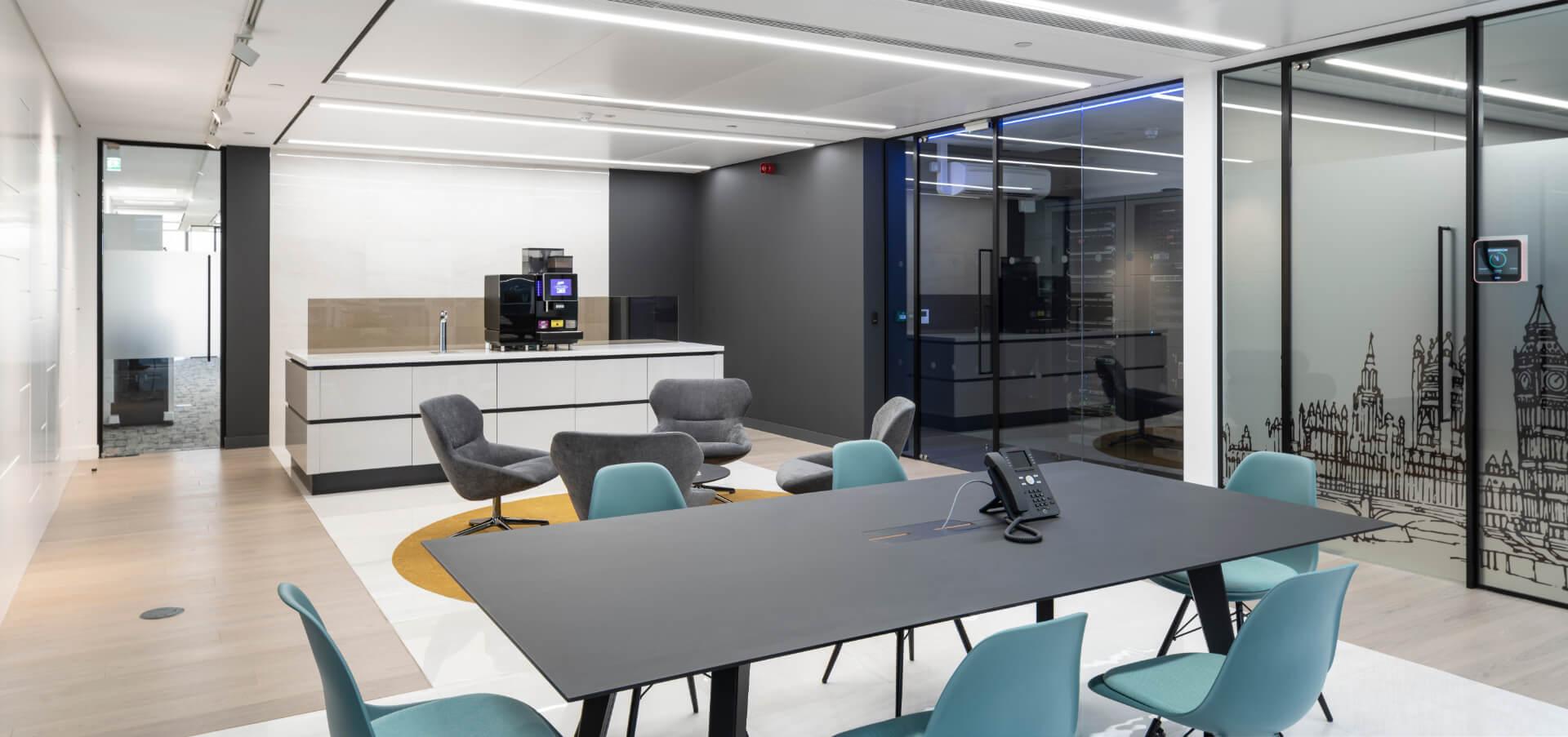 Dataquest Office Kitchen