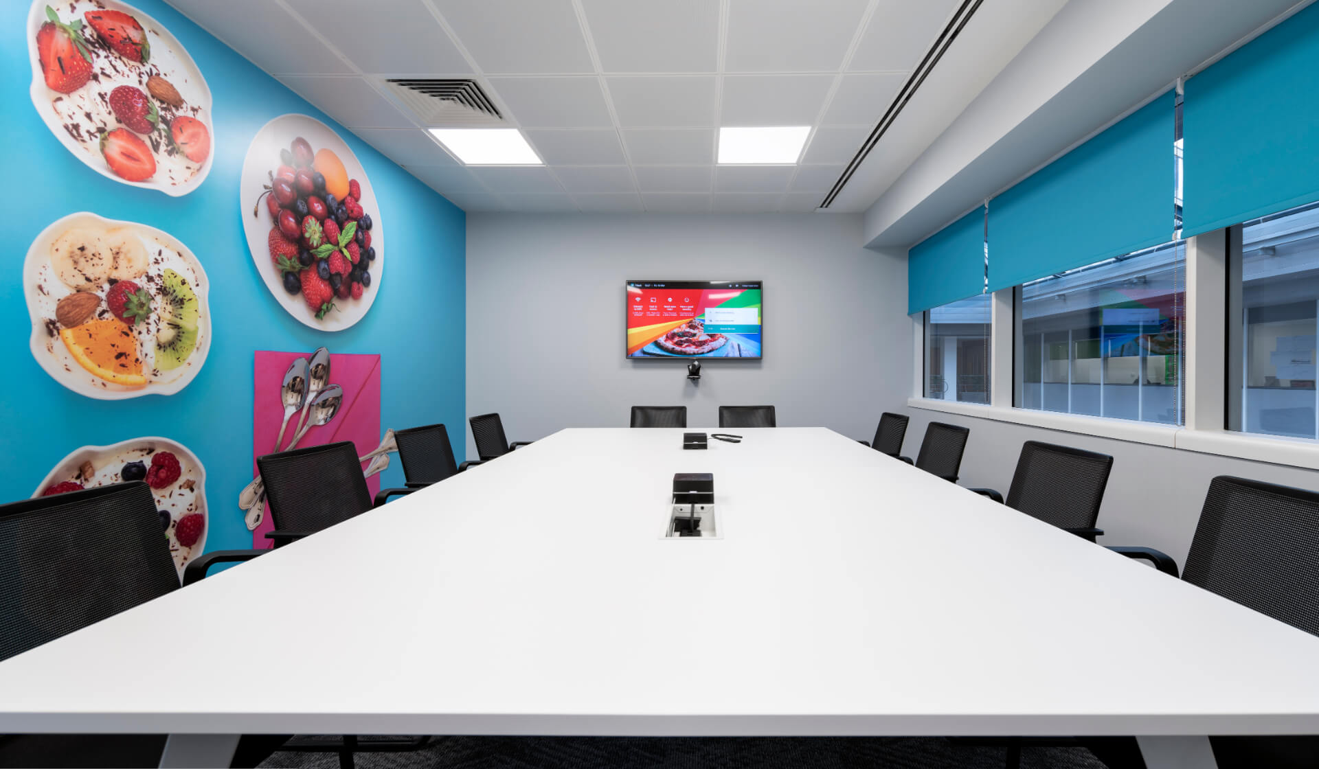 Just Eat Elstree Conference Room