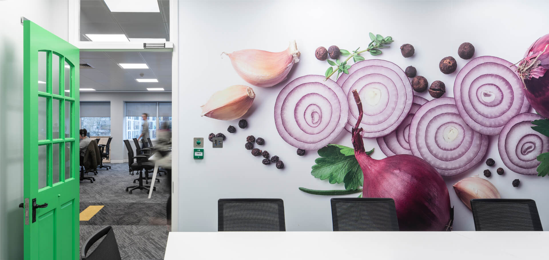 Just Eat Elstree Meeting Room