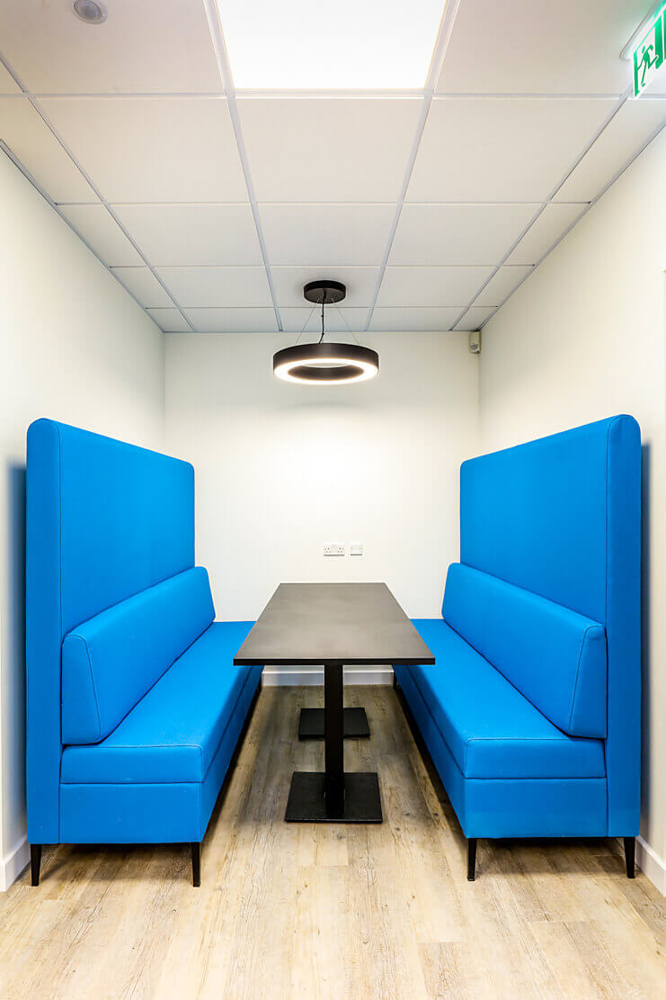 New Office Meeting Booth