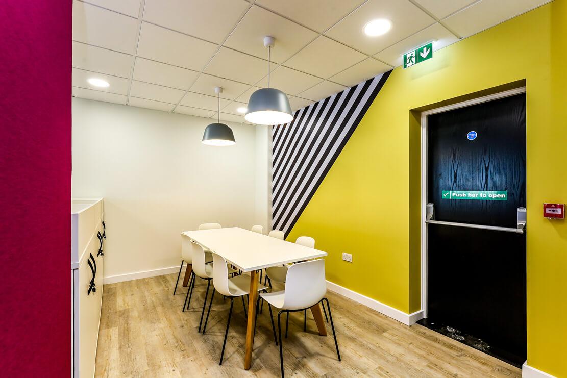 New Office Dining Room