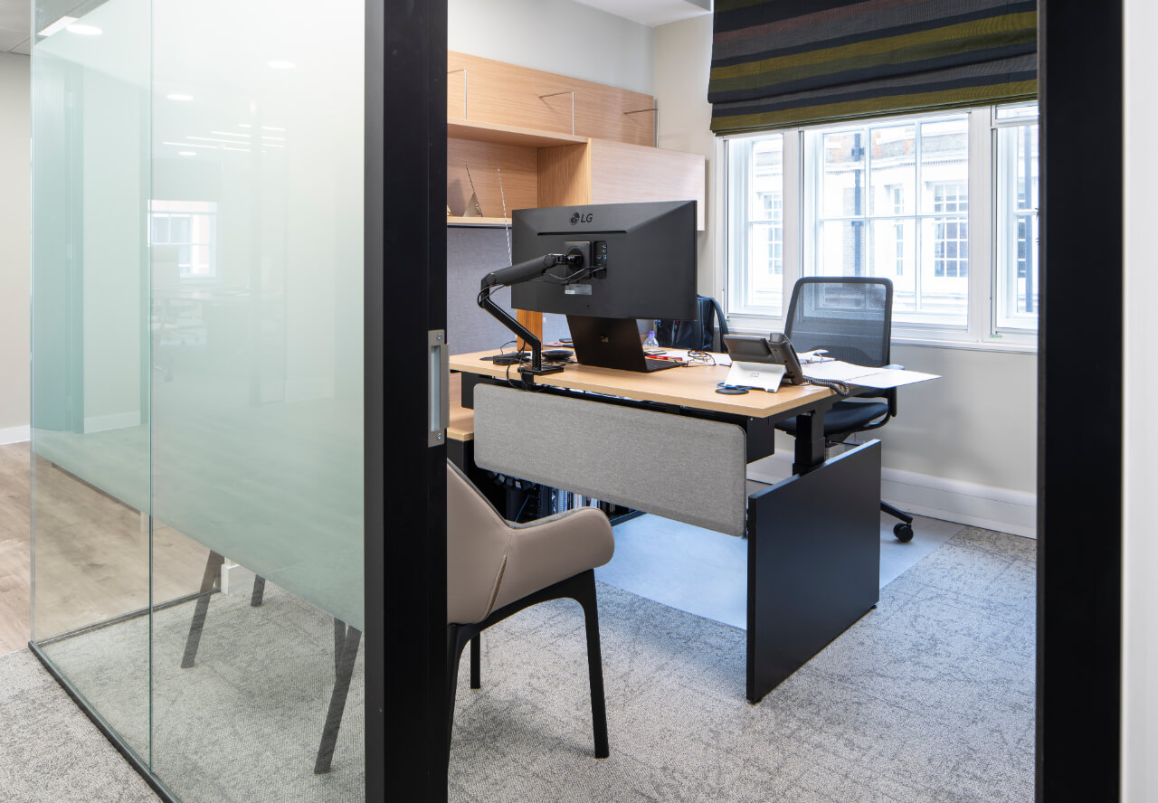 Silverwell Office Workstations