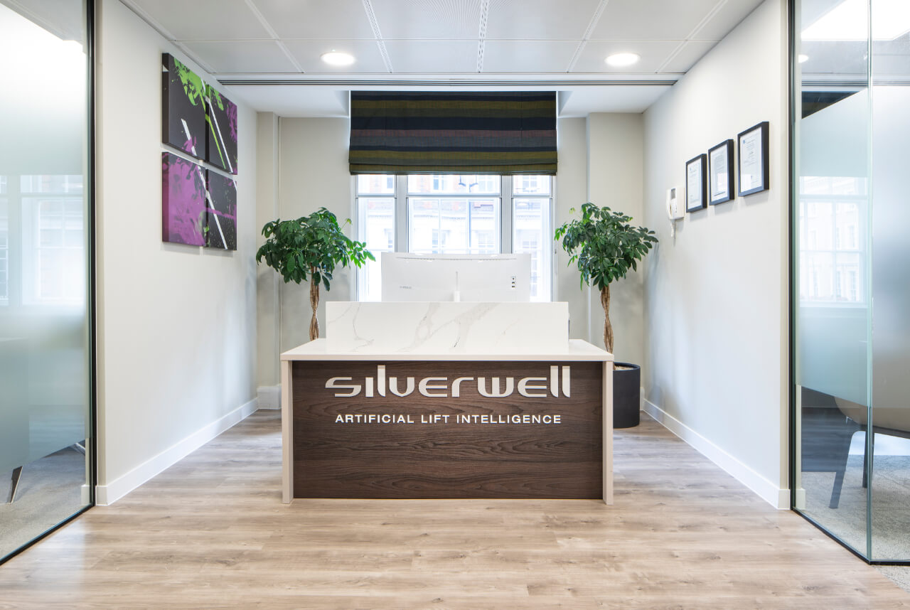 Silverwell Office Reception