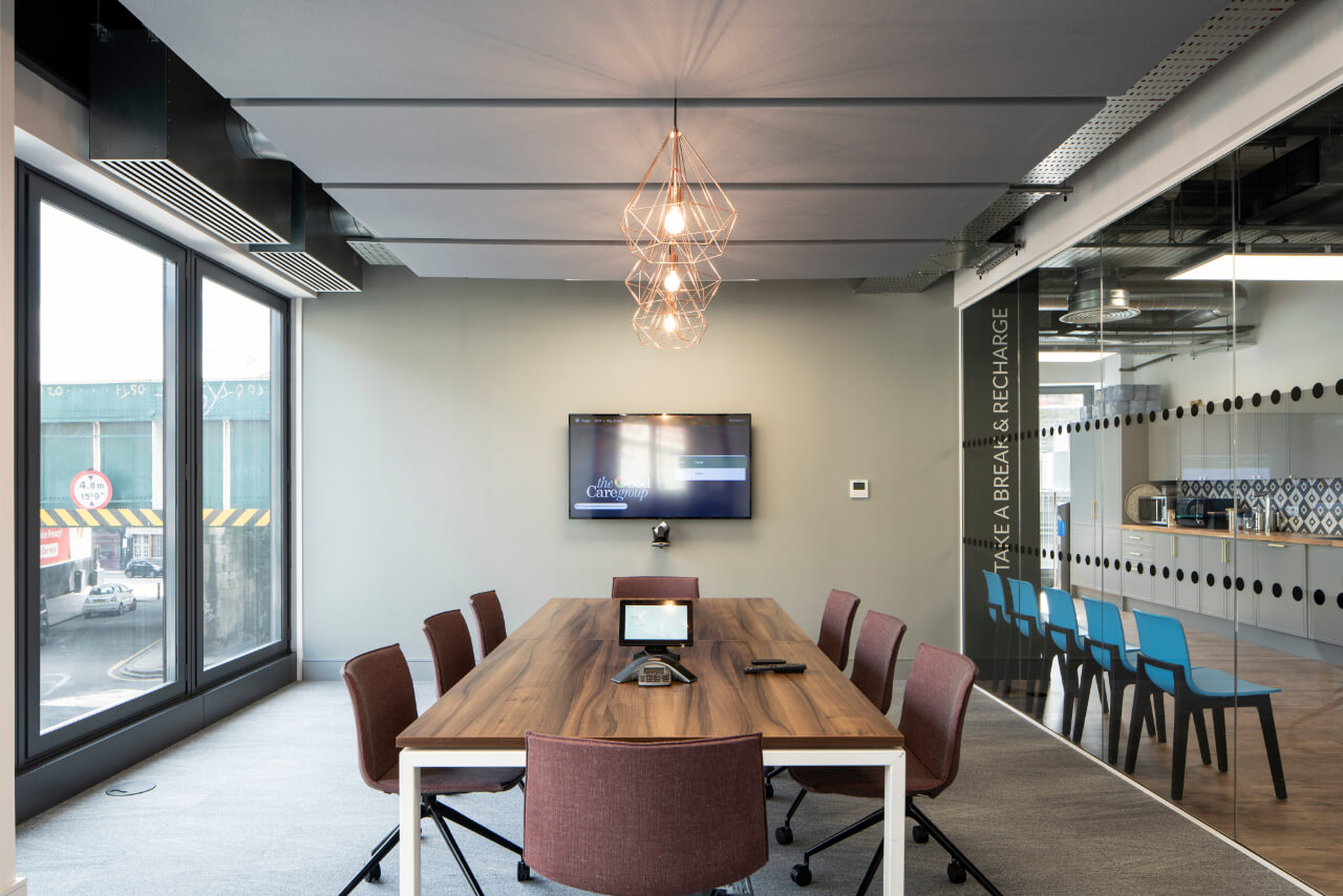 New Modern Conference Room