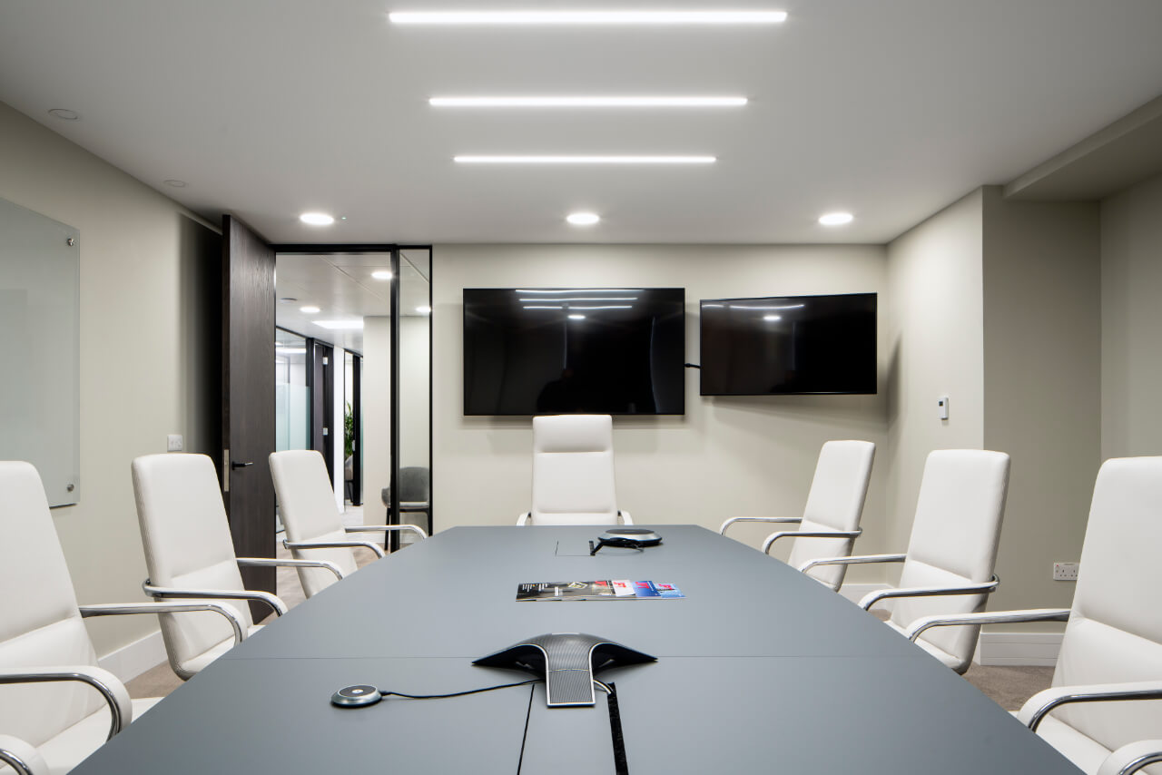 Excek Silverwell Conference Room