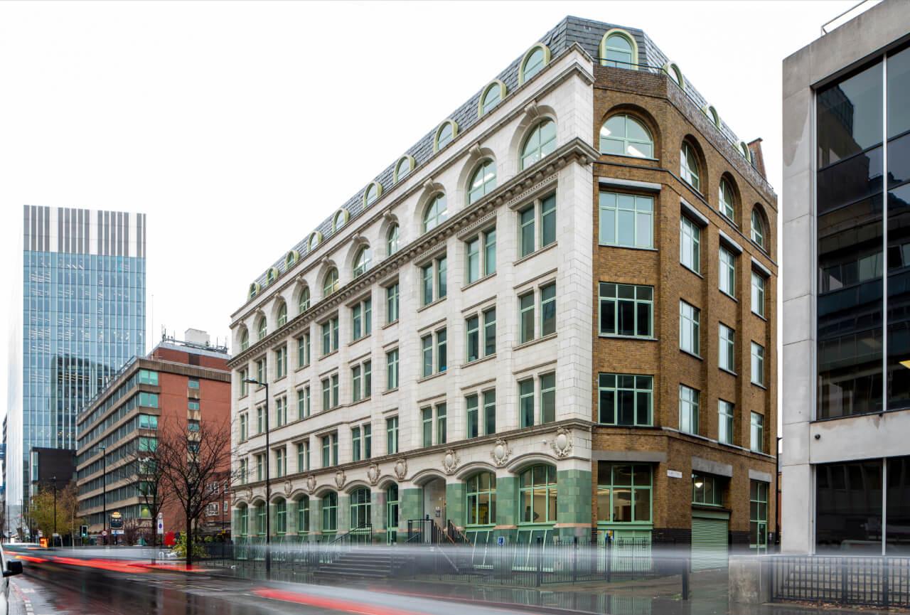 Excek LDA Building Outside