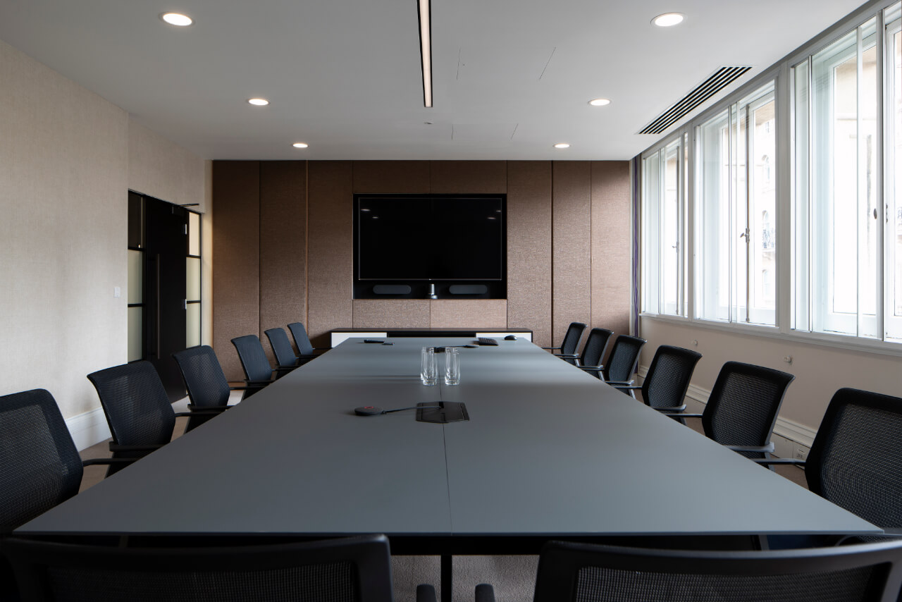 Pacific Asset Management Conference Room