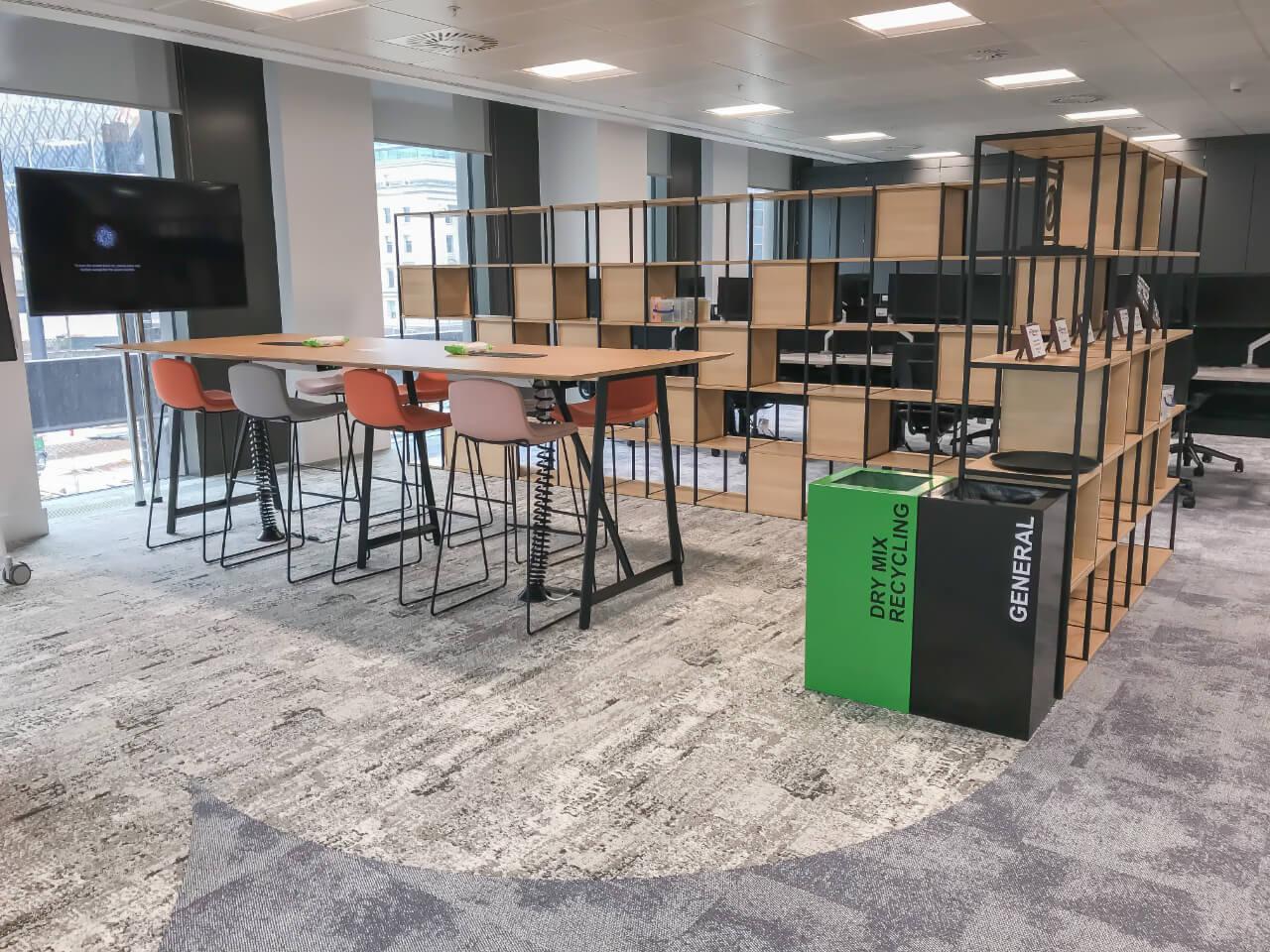 Mazars Workstations