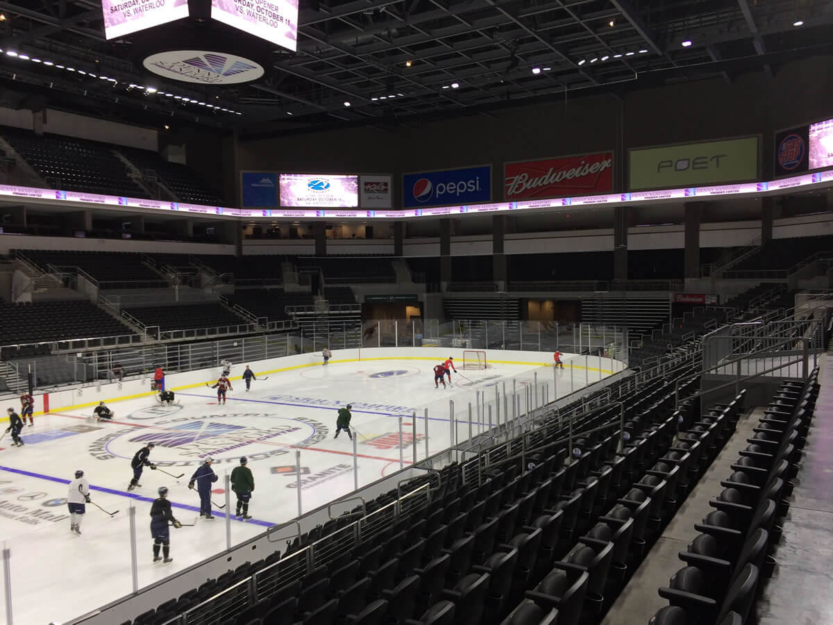 Denny Standford Arena
