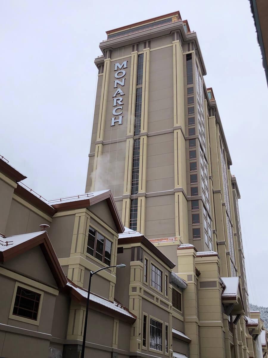 Monarch Hotel and Casino