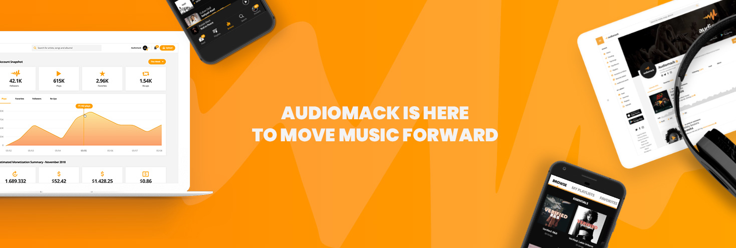 Audiomack is here to move music forward