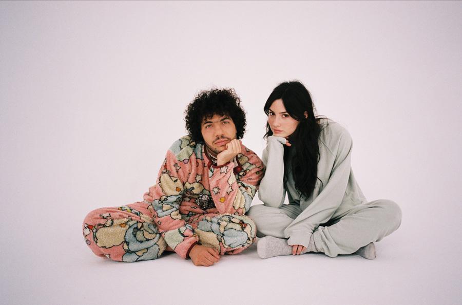 benny blanco and Gracie Abrams via the Audiomack App