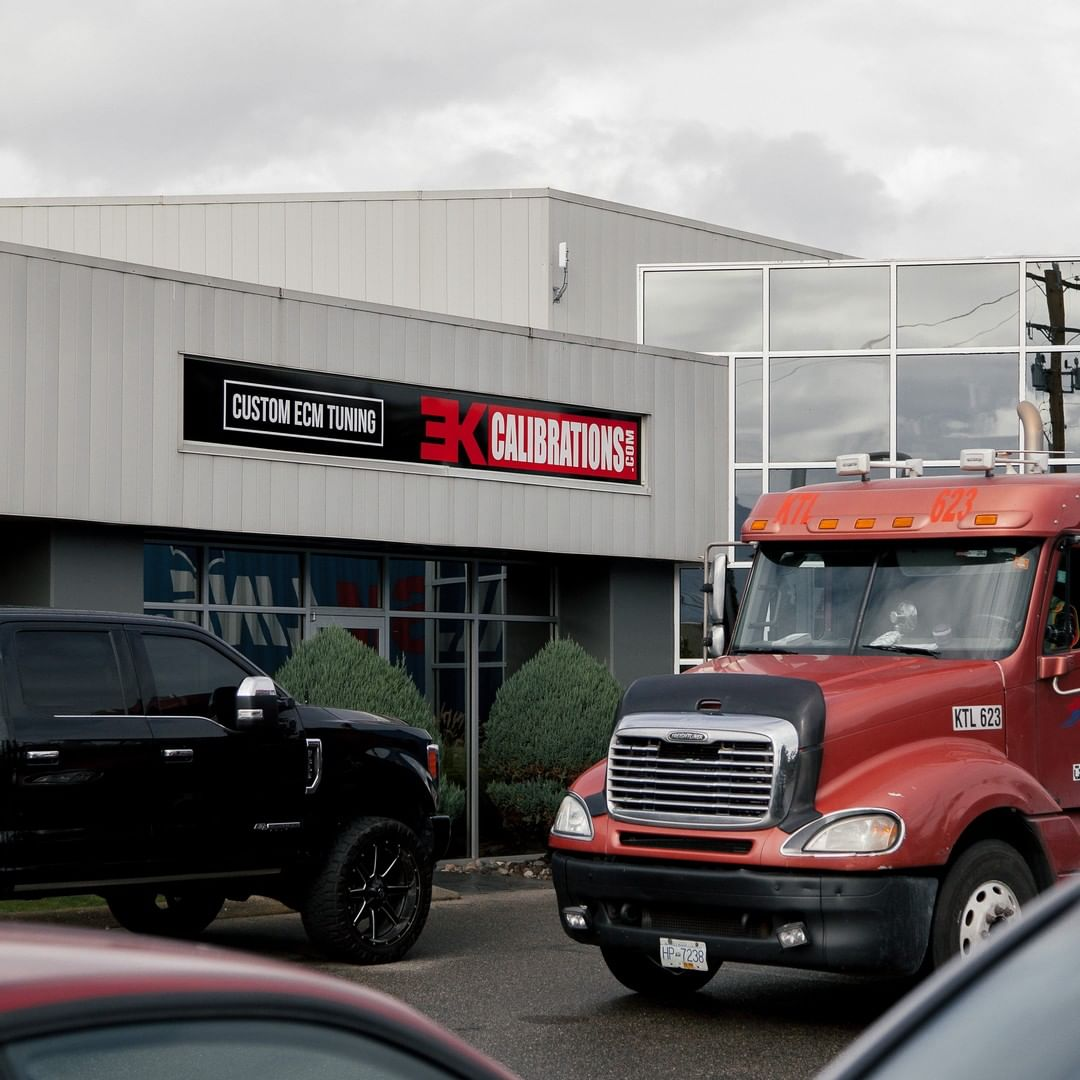 3K Calibrations head office in Abbotsford, BC