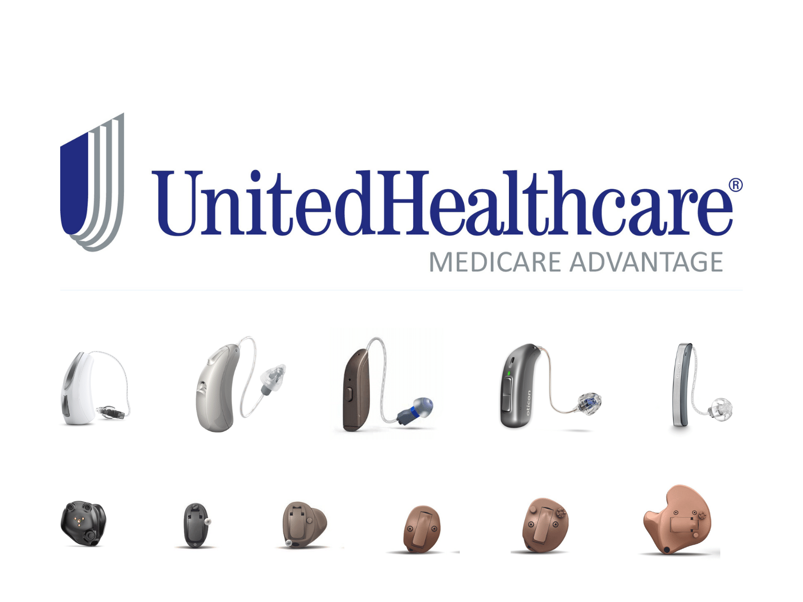 hearing aid prices for united healthcare medicare advantage