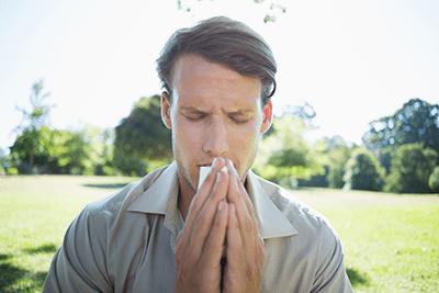 Chronic Sinus Sufferers feel pressure, pain and postnasal drip