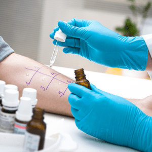 Convenient allergy testing and treatment