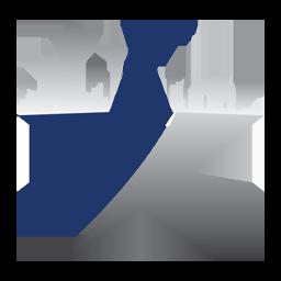 Dallas Breathe Free logo graphic