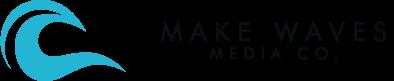 Make Waves Media Co. Logo
