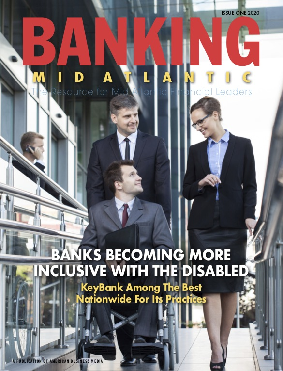 Cover of Banking Mid Atlantic Magazine