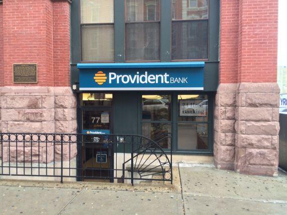 Provident Bank Hoboken branch | Courtesy photo