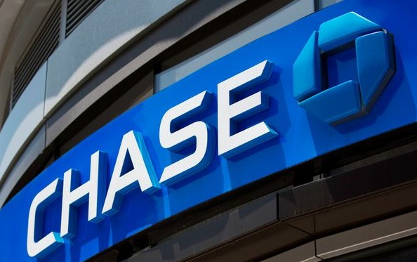 JPMorgan Chase sign