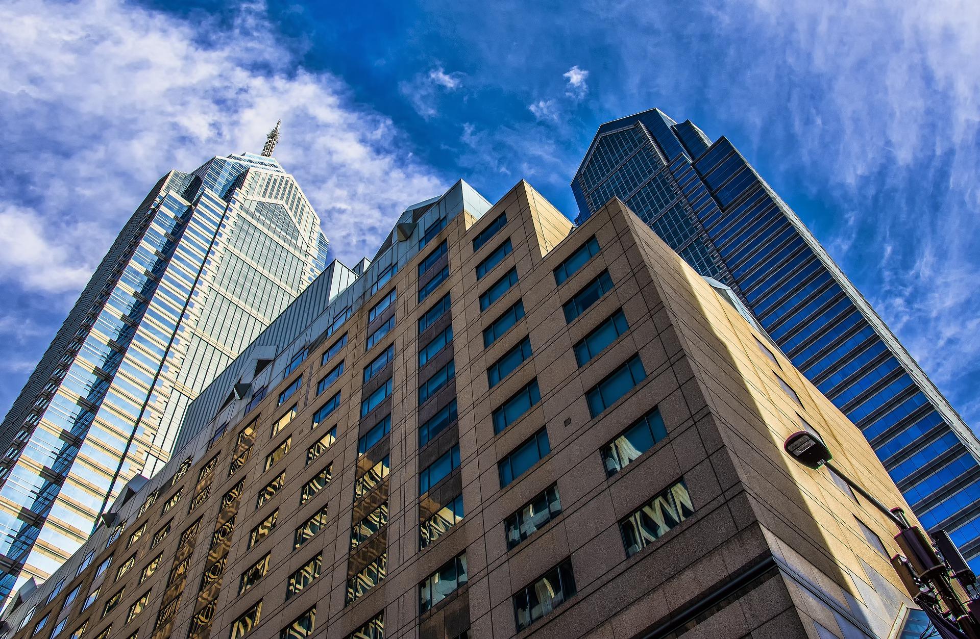 Philadelphia skyline | Image by Bruce Emmerling from Pixabay