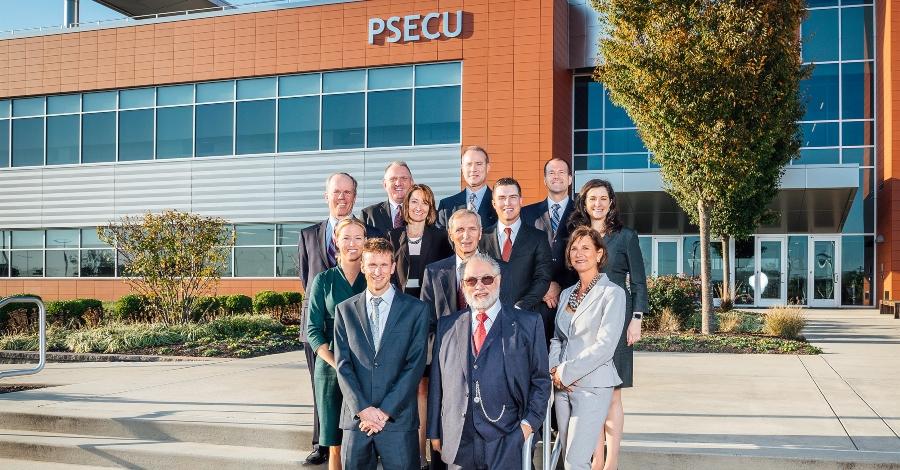 PSECU Board Photo