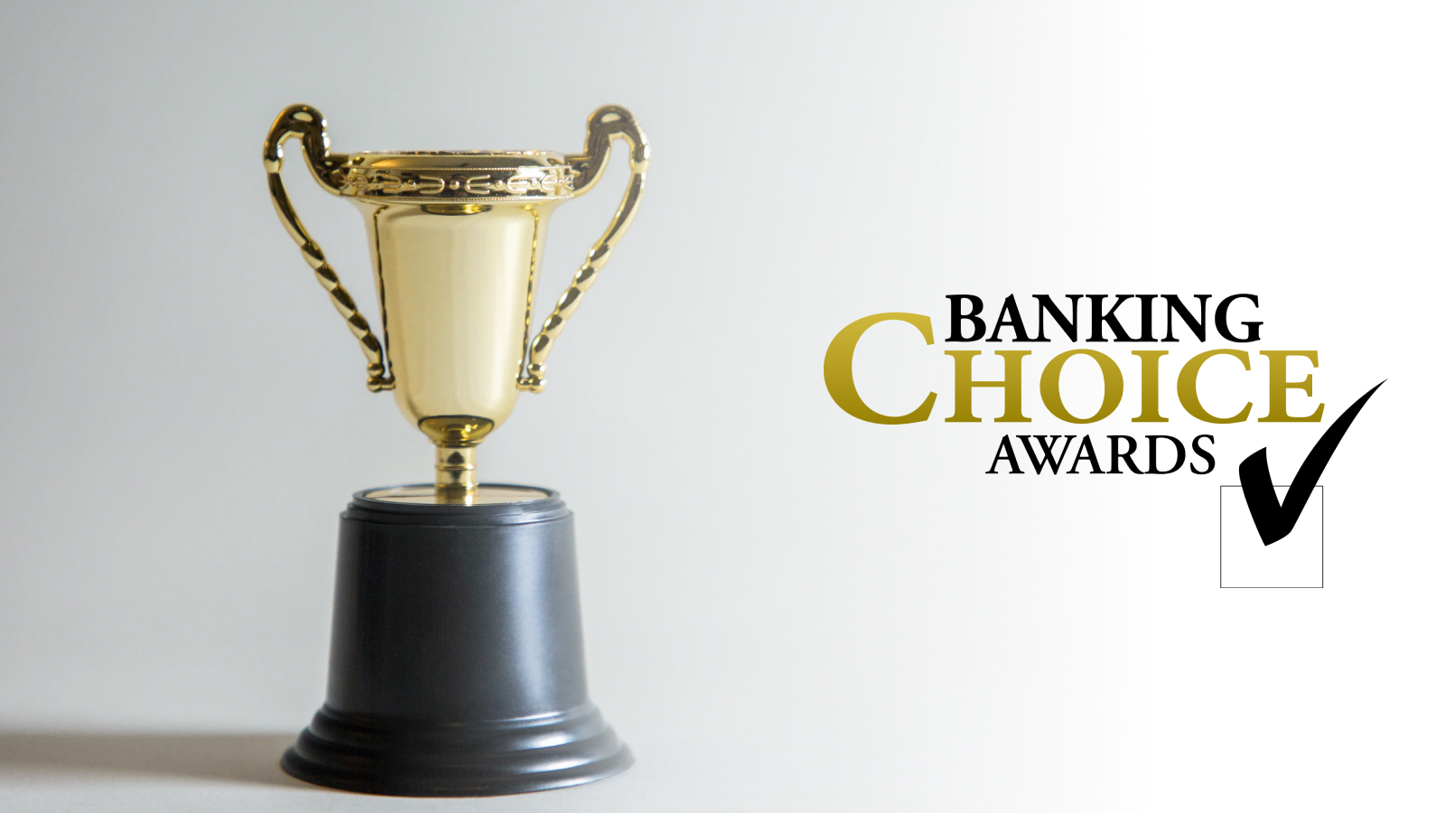 Banking choice awards logo