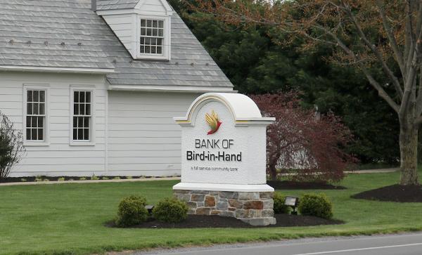 Bird In Hand Bank location   Courtesy Photo