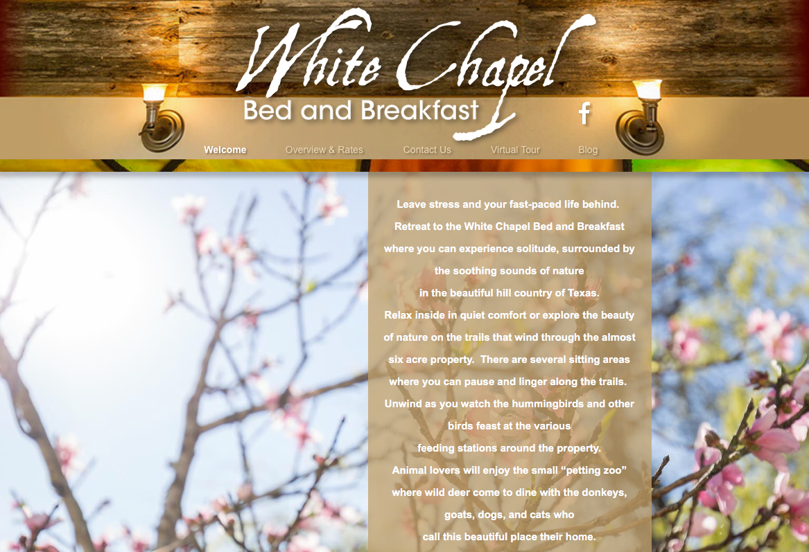 White Chapel Bed & Breakfast