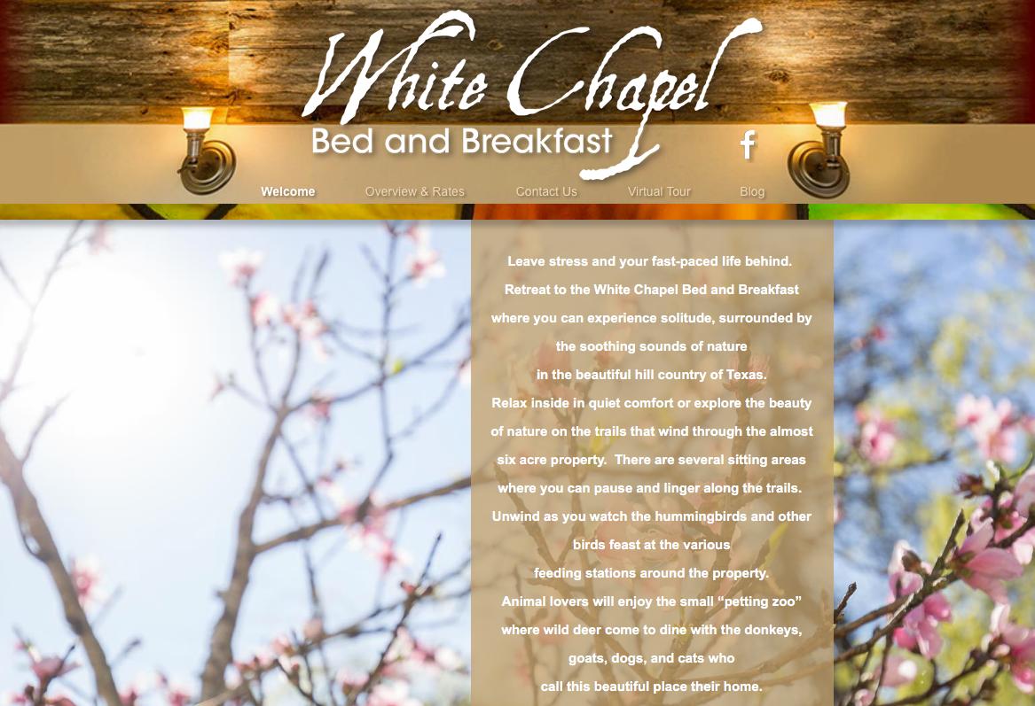 White Chapel Bed & Breakfast