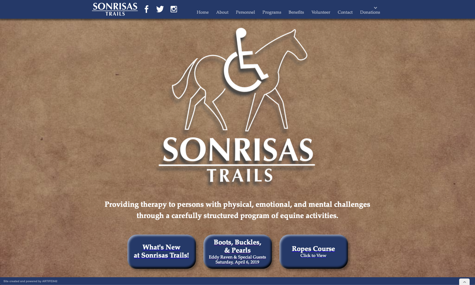 Sonrisas Trails