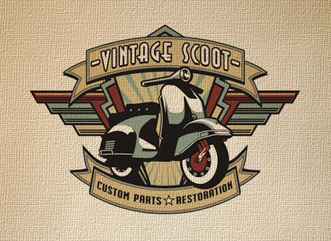 Vintage Scoot
