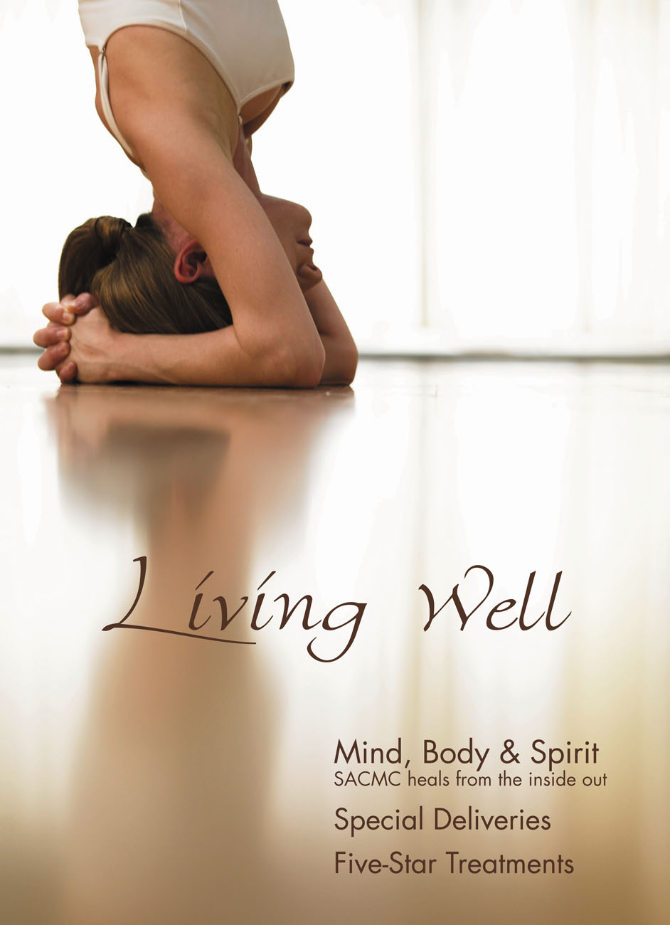Living Well Cover