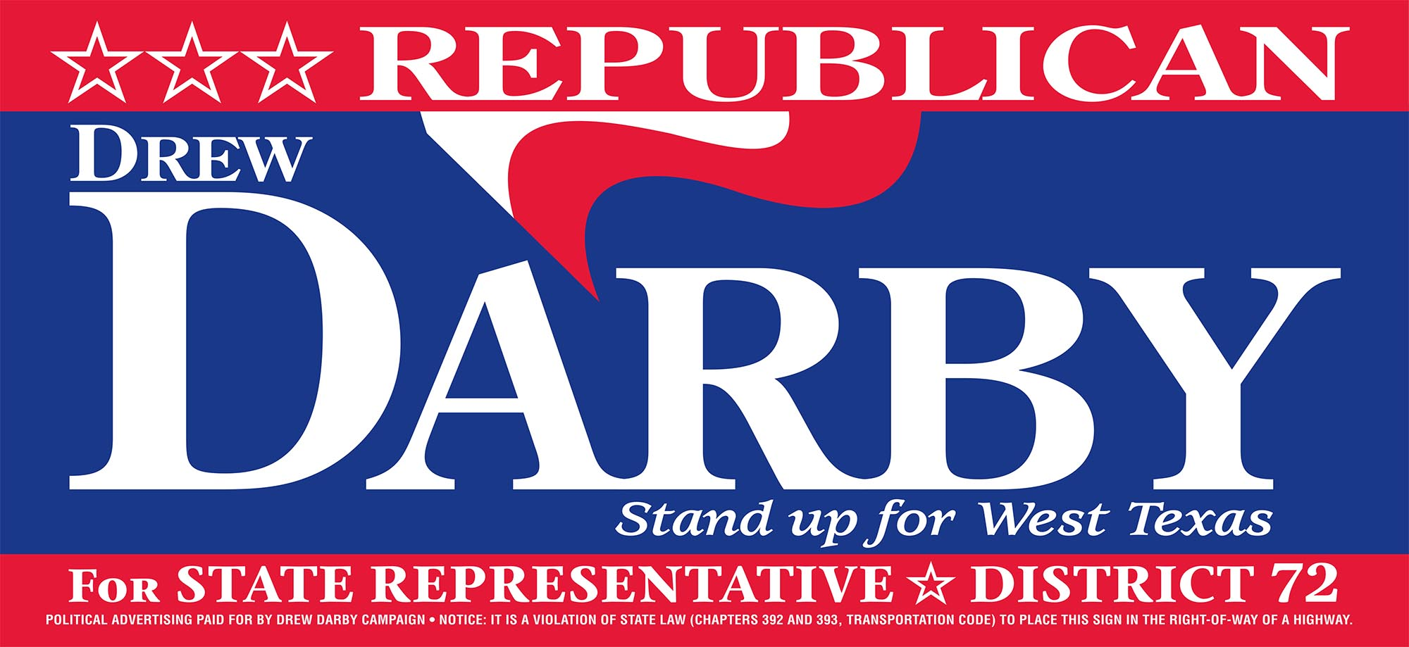 Drew Darby Campaign
