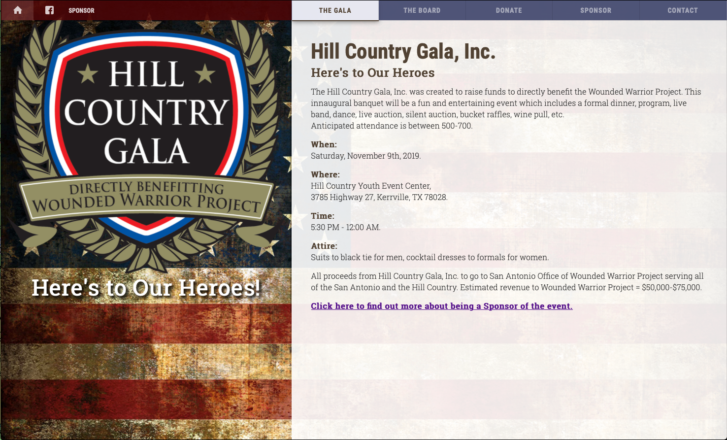 Hill Country Gala