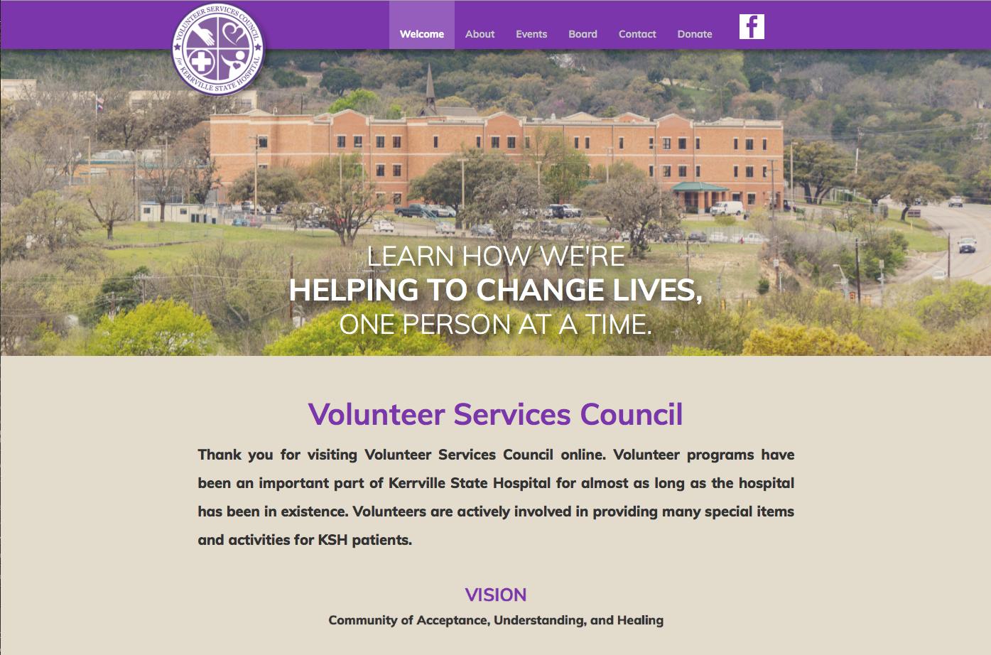 Volunteer Services Council