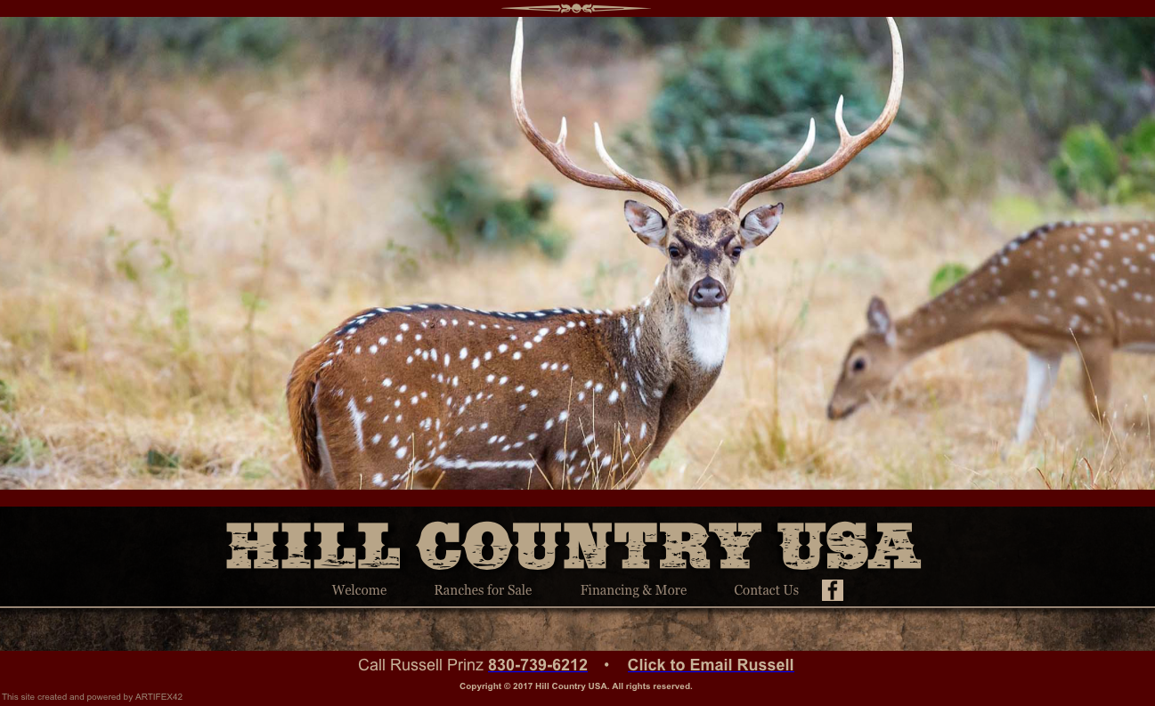 Hill Country USA
