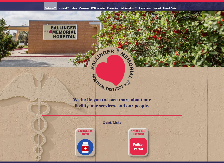 Ballinger Memorial Hospital