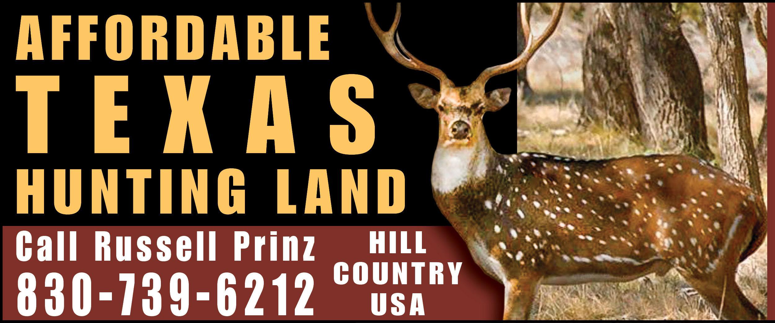 Hill Country USA Billboard