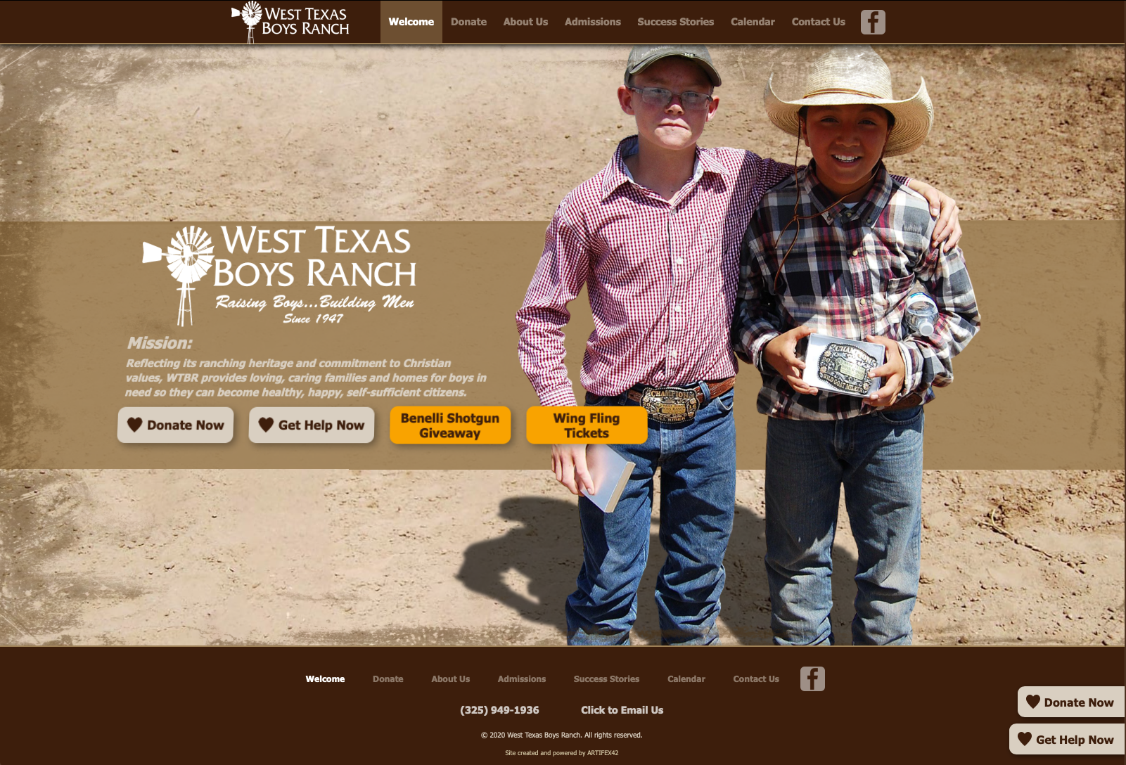 West Texas Boys Ranch