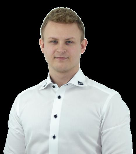 Mads Høgh Høiberg - kunderådgiver hos FLC Danmark