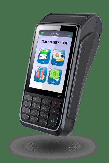 Credit Card Processor PAX S920 Mobile