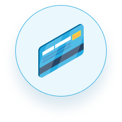 Credit Card Icon Merchant Services in Fort Worth, Texas