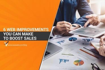 6 Web Improvements You Can Make to Boost Sales