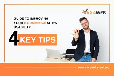 4 Tips for improving your E-Commerce Website usability - Our Guide
