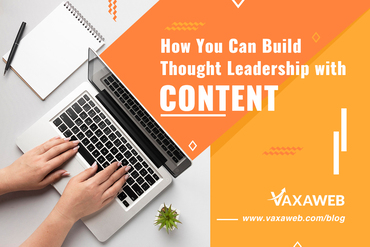How You Can Build Thought Leadership with Content
